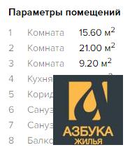 Продам 3-к квартиру, Красногорск город, бульвар Космонавтов 8 - Фото 3