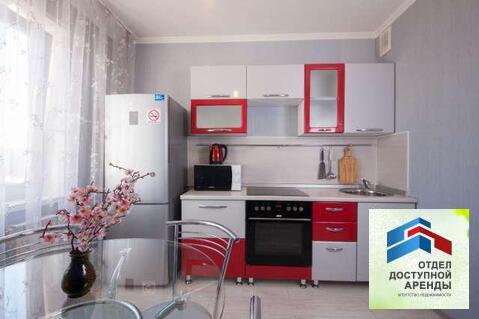 Квартира Горский микрорайон 48, Аренда квартир в Новосибирске, ID объекта - 317078439 - Фото 1