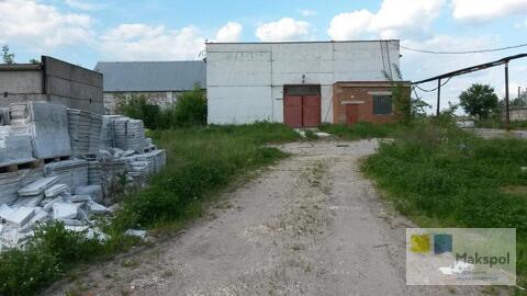 Продается Промышленные земли. , Егорьевск город, улица 50 лет влксм 2а - Фото 3