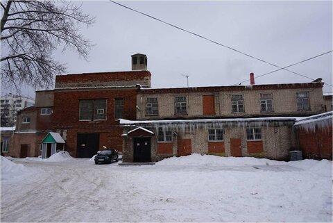 Продается производственное помещение в г.Пушкино на Московском пр-те - Фото 1