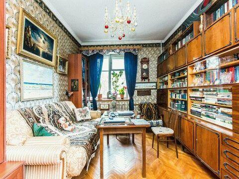 Продажа квартиры, м. Марксистская, Александра Солженицына - Фото 1