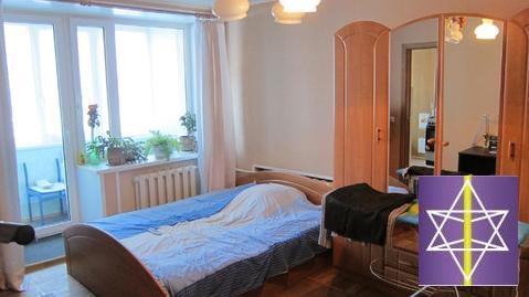 Продаётся 1-ком. кв. в Пущино в кирпичн. доме нестандартной планировки - Фото 1