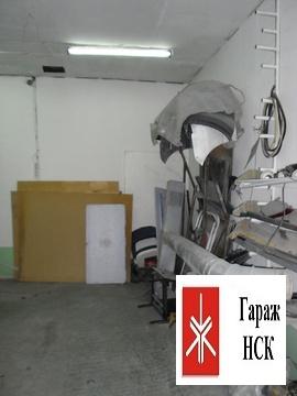 Сдам гараж в аренду ГСК Автоклуб № 517. Длинный, большой 60 м2. Шлюз - Фото 4
