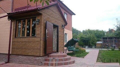 Дом 280 кв.м, Участок 10 сот. , Каширское ш, 6 км. от МКАД. - Фото 2