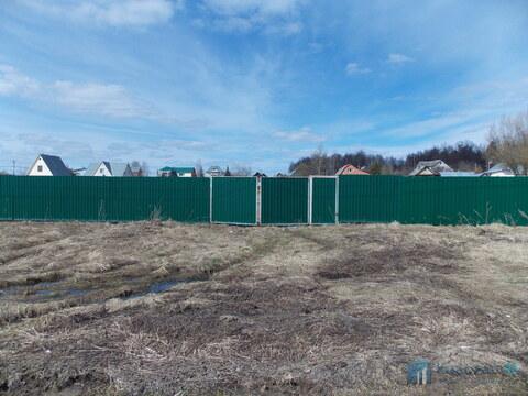 Земельный участок площадью 13 соток в д. Малые Петрищи. - Фото 1