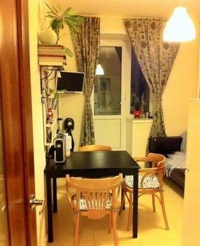 Продается 1-к Квартира ул. Горького, Купить квартиру в Курске по недорогой цене, ID объекта - 320281556 - Фото 1