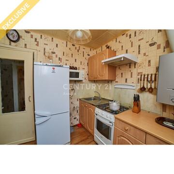 Продажа 3-к квартиры на 1/3 этаже в п. Н. Вилга на ул. Коммунальная,14 - Фото 4