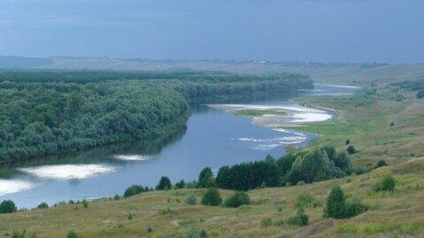 Продажа земельного участка Языково Нижегородской области на реке Сура - Фото 1