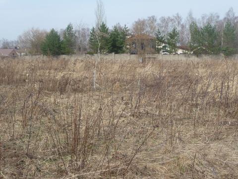 Участок земли 115 соток, Калужское шоссе, 14 км от МКАД. - Фото 3