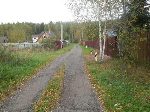 Дача 45 кв м на участке 10 сот в лесу по Минскому ш. близ д. Шаликово. - Фото 5