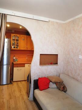 Уютная комната в Дубне в районе бв, ремонт, кухонный уголок - Фото 5