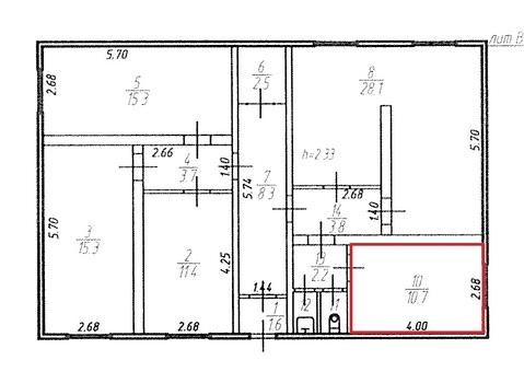 Помещение под склад, мастерскую 10,7 кв.м, ул. Тимирязева - Фото 3