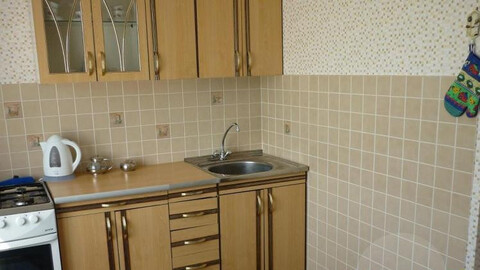 Сдам 1-комнатную квартиру с хорошим ремонтом - Фото 1