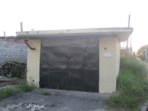Зеленая ул, гараж 21 кв.м. на продажу - Фото 1