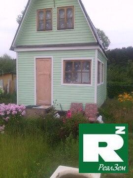 Продается двухэтажная дача 60кв.м. в ст Весна, Калужская область, Жуко - Фото 1