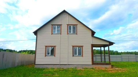 Дом для постоянного проживания С газом - Фото 4