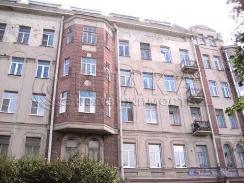 Продажа комнаты, м. Приморская, Большой В.О. пр-кт - Фото 1