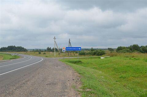 Продажа участка, Соловеново, Переславский район, Ул. Центральная - Фото 1