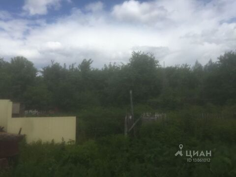 Продажа участка, Ульяновск, 1 Мая пер. - Фото 1