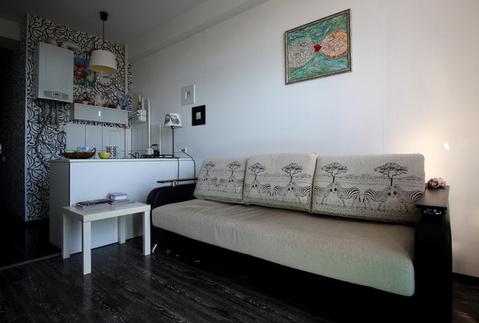 Срочная продажа студии с новым ремонтом, мебелью и техникой! - Фото 4