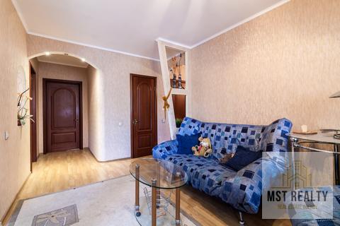 Четырехкомнатная квартира в центре города Видное - Фото 4