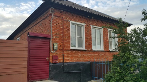 Часть дом по ул.А.Матросова - Фото 1
