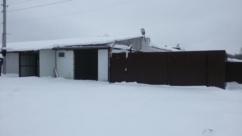 Продаётся нежилое строение с землёй под бизнес в Калужской области. - Фото 1