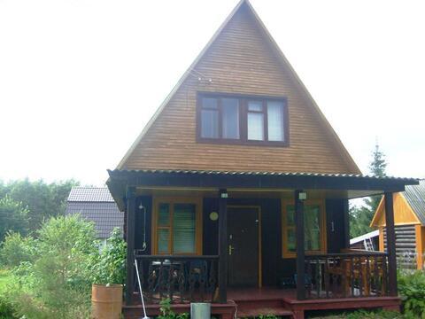 Бревенчатый дом на просторном участке - Фото 2
