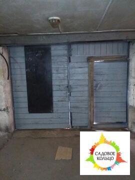 Теплое, отапливаемое помещение, ворота 3 на 2,1 метр, пол бетон, усн - Фото 3