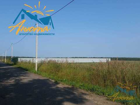 Продается земельный участок в тихой, красивой деревне недалеко от Моск - Фото 4