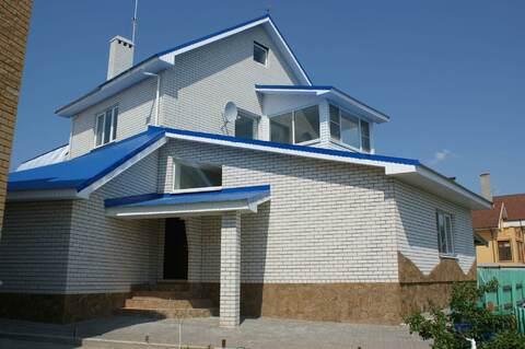 Дом кирпичный жилой с высокими потолками в нагорной части Н.Новгорода - Фото 1