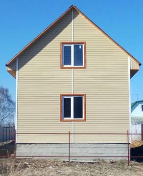 Купить дом из бруса в Раменском районе д. Петровское - Фото 3