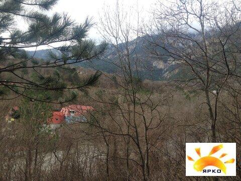Продается участок с потрясающим видом на горы и водопад учансу! - Фото 1