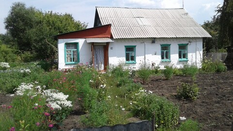 3-х комнатный кирпичный дом в Добринском районе - Фото 1
