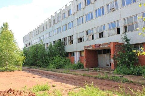 Продажа производственно - офисного 4-х этажного здания в Удмуртии
