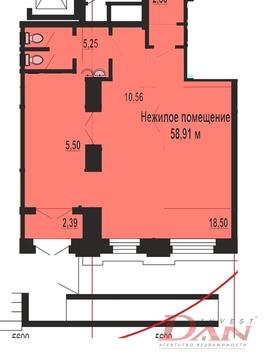 Коммерческая недвижимость, ул. Университетская Набережная, д.46 - Фото 4