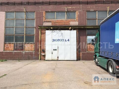 Аренда помещения пл. 1580 м2 под склад, производство, , м. . - Фото 2