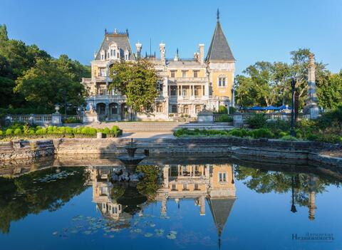 Продам участок 12с. с видом на город возле знаменитого дворца - Фото 1