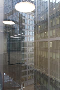 Офис (А+), 203 м2 в МФК Город Столиц - Фото 4