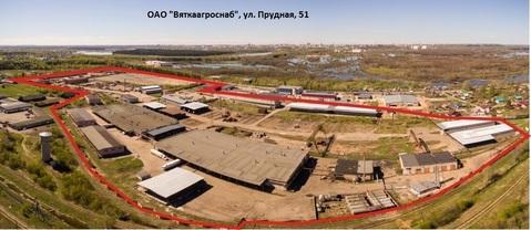 Производственно-складской комплекс Вяткаагроснаб г.Киров - Фото 3