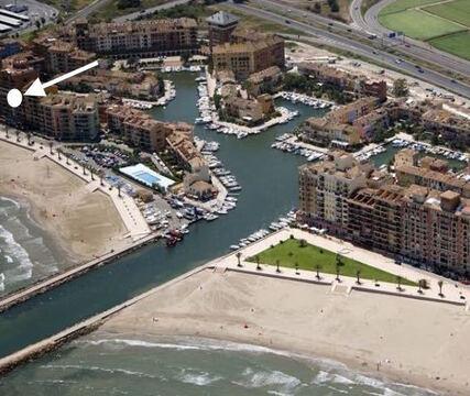 Двухуровневый Пентхаус в Валенсии на берегу 150 м2 - Фото 5