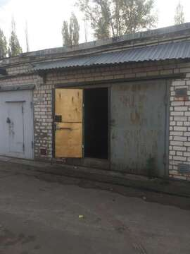 Продажа гаража, Воронеж, Ул. Землячки - Фото 1