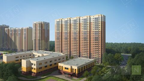 Продается квартира г.Подольск, Циолковского - Фото 2