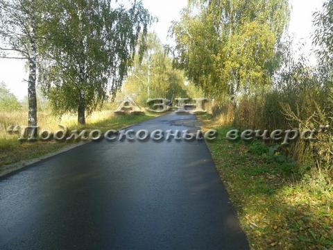 Горьковское ш. 27 км от МКАД, Шульгино, Участок 11 сот. - Фото 1