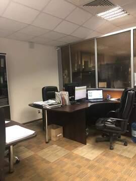 Аренда офиса 123.9 м2,/мес. - Фото 2