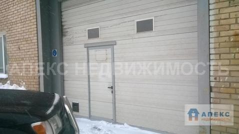 Аренда склада пл. 400 м2 Щелково Щелковское шоссе в складском . - Фото 5