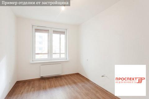 Продам отличную 1-к. квартиру 46 кв.м по переуступке, Солнечный город - Фото 4