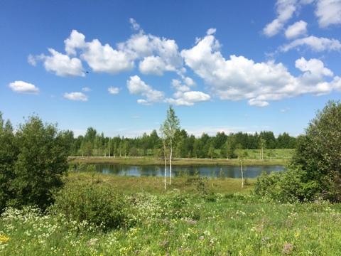 Продам участок на берегу озера Егорьевское - Фото 4