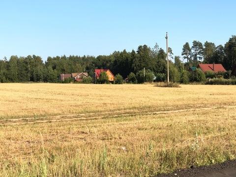 Участок 16 соток близ д. Трубино, Щелковский район - Фото 4