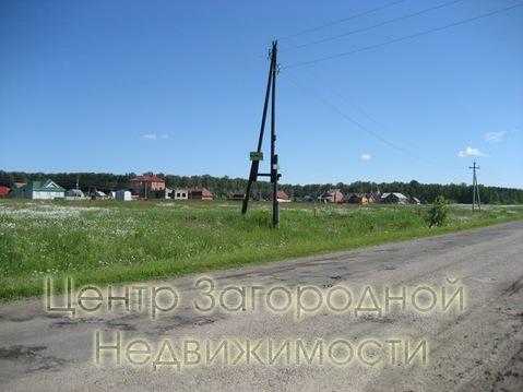 Участок, Симферопольское ш, Варшавское ш, 45 км от МКАД, Панино д. . - Фото 2